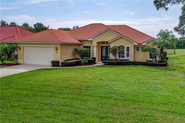 12 Medalist Terrace, Rotonda West, FL 33947 (MLS #D6108281) :: Baird Realty Group