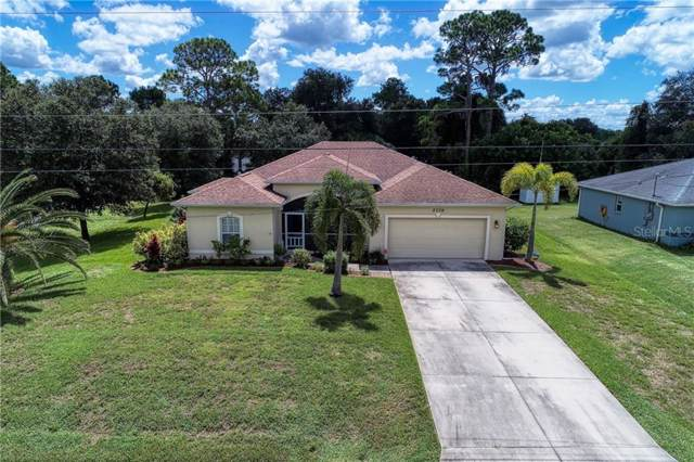 5779 Fairlane Drive, North Port, FL 34288 (MLS #D6108282) :: The Figueroa Team