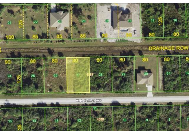 13396 High Springs Avenue, Port Charlotte, FL 33981 (MLS #D6108302) :: Premium Properties Real Estate Services