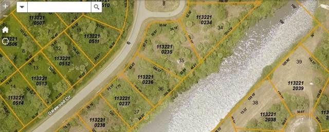 Dalewood Circle, North Port, FL 34288 (MLS #D6108309) :: KELLER WILLIAMS ELITE PARTNERS IV REALTY