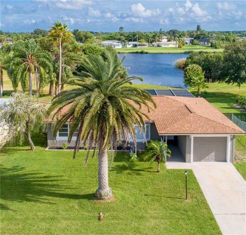 11 Golfview Road, Rotonda West, FL 33947 (MLS #D6108351) :: Griffin Group