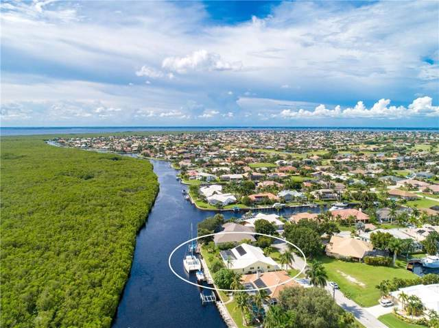 5039 Key Largo Drive, Punta Gorda, FL 33950 (MLS #D6108380) :: Griffin Group