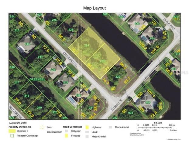286 White Marsh Lane, Rotonda West, FL 33947 (MLS #D6108390) :: The BRC Group, LLC