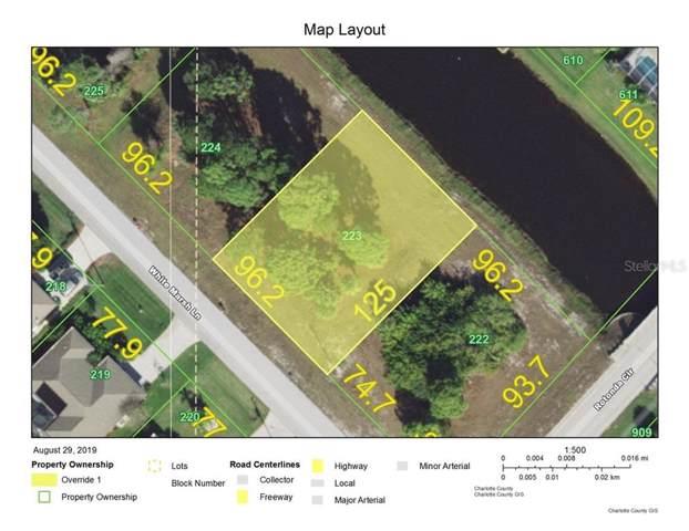 288 White Marsh Lane, Rotonda West, FL 33947 (MLS #D6108394) :: The BRC Group, LLC