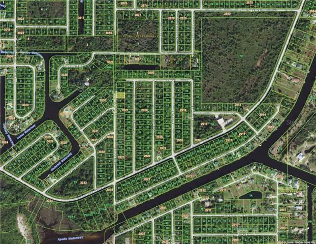 1256 Forrestal Street, Port Charlotte, FL 33953 (MLS #D6108395) :: Griffin Group