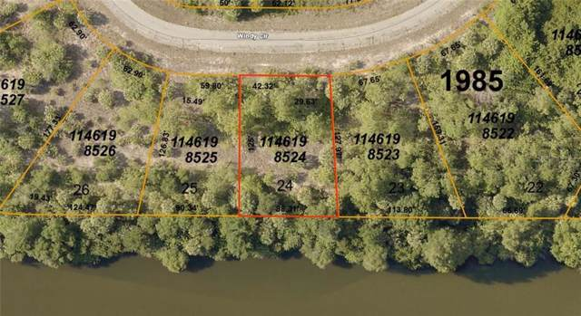 Windy Circle, North Port, FL 34288 (MLS #D6108404) :: Homepride Realty Services