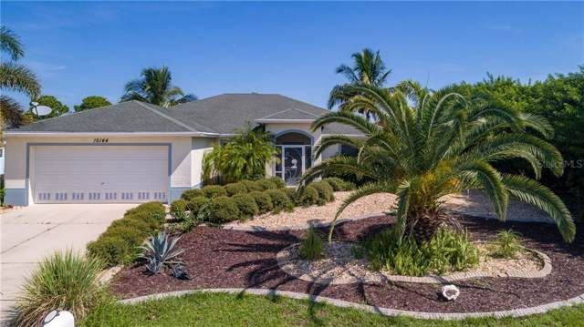15144 Hennipen Circle, Port Charlotte, FL 33981 (MLS #D6108456) :: Delgado Home Team at Keller Williams