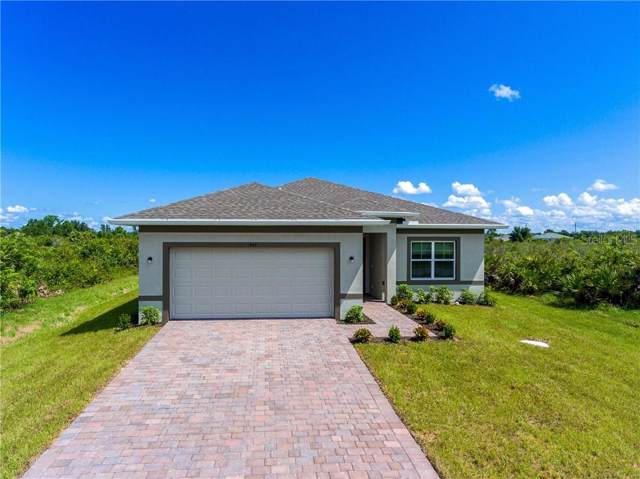 448 Albatross Road, Rotonda West, FL 33947 (MLS #D6108518) :: Cartwright Realty