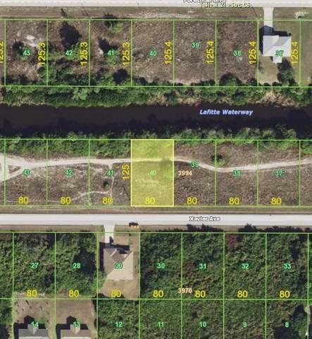 12824 Xavier Avenue, Port Charlotte, FL 33981 (MLS #D6108534) :: The BRC Group, LLC