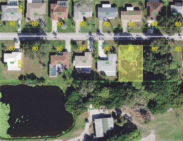 25 Oakland Hills Place, Rotonda West, FL 33947 (MLS #D6108542) :: The Brenda Wade Team