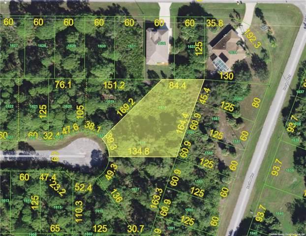 124 Sunrise Drive, Rotonda West, FL 33947 (MLS #D6108565) :: Team Bohannon Keller Williams, Tampa Properties