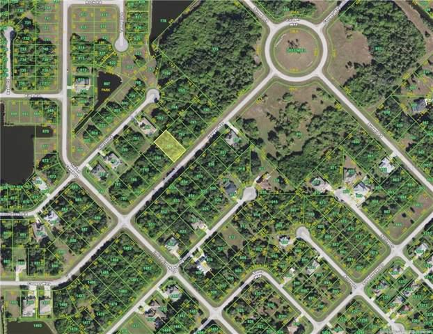 126 Cougar Way, Rotonda West, FL 33947 (MLS #D6108568) :: Team Bohannon Keller Williams, Tampa Properties