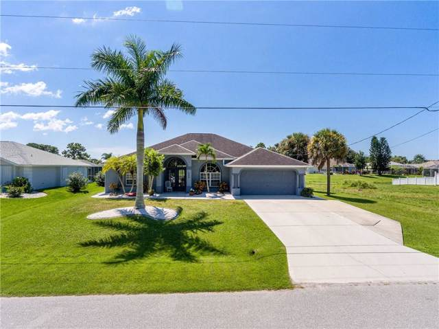 255 Marker Road, Rotonda West, FL 33947 (MLS #D6108573) :: The Nathan Bangs Group