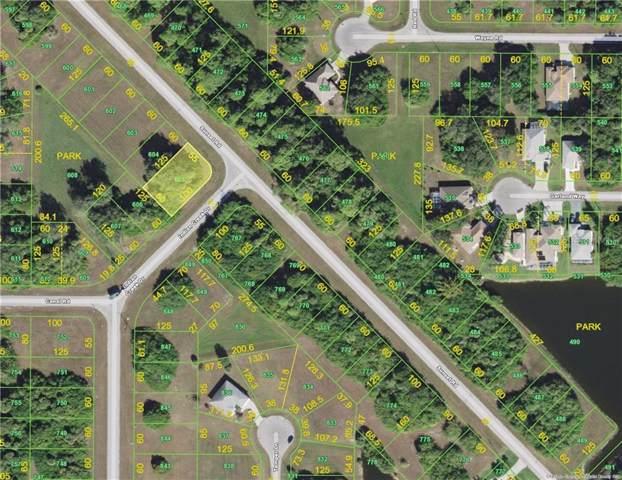291 Indian Creek Drive, Rotonda West, FL 33947 (MLS #D6108580) :: Team Bohannon Keller Williams, Tampa Properties
