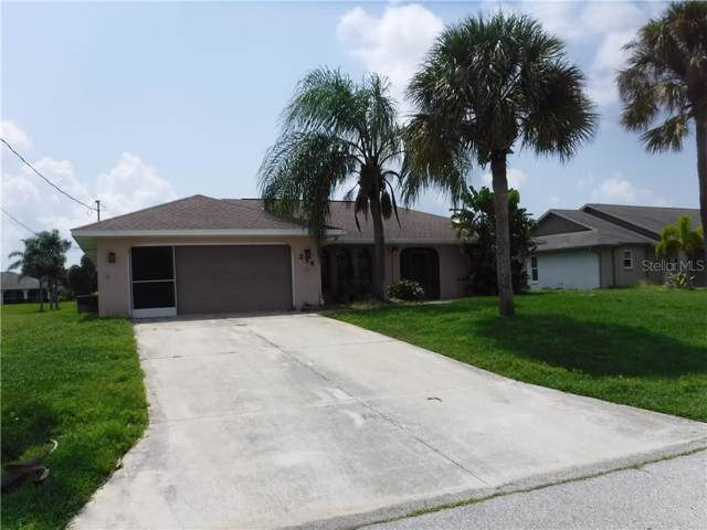 254 Mark Twain Lane, Rotonda West, FL 33947 (MLS #D6108614) :: Team Bohannon Keller Williams, Tampa Properties