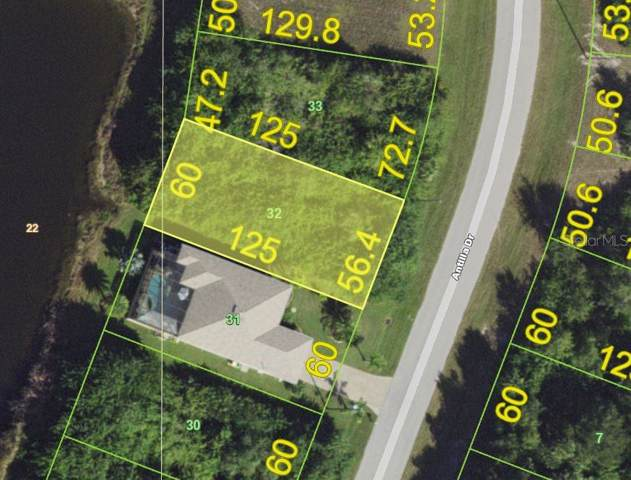220 Antilla Drive, Rotonda West, FL 33947 (MLS #D6108630) :: Team Borham at Keller Williams Realty