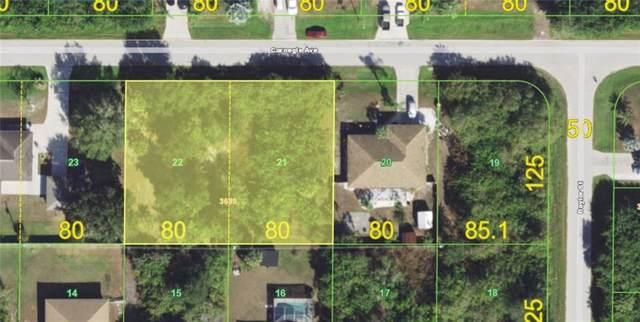 11153 Carnegie Avenue, Englewood, FL 34224 (MLS #D6108636) :: Premium Properties Real Estate Services