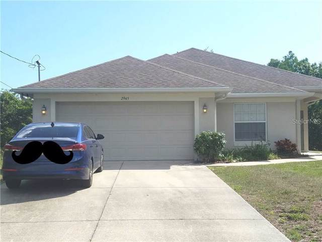 2945 Thurston Avenue, North Port, FL 34288 (MLS #D6108652) :: Homepride Realty Services