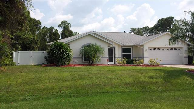 2588 Atwater Drive, North Port, FL 34288 (MLS #D6108661) :: The Light Team