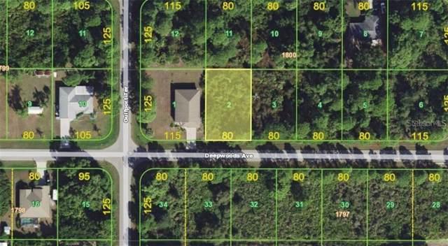 12414 Deepwoods Avenue, Port Charlotte, FL 33981 (MLS #D6108662) :: Bustamante Real Estate