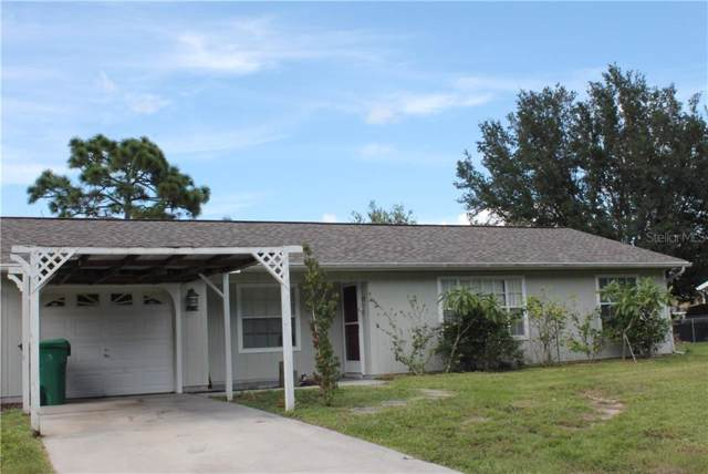 12114 Brookside Avenue, Port Charlotte, FL 33981 (MLS #D6108696) :: The Duncan Duo Team