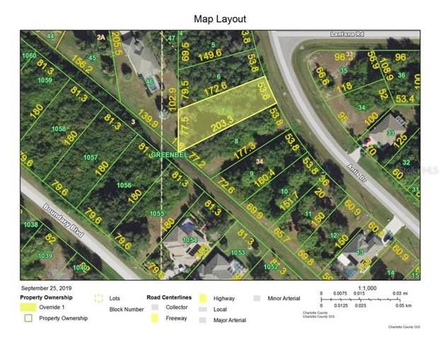 157 Antis Drive, Rotonda West, FL 33947 (MLS #D6108714) :: Premium Properties Real Estate Services