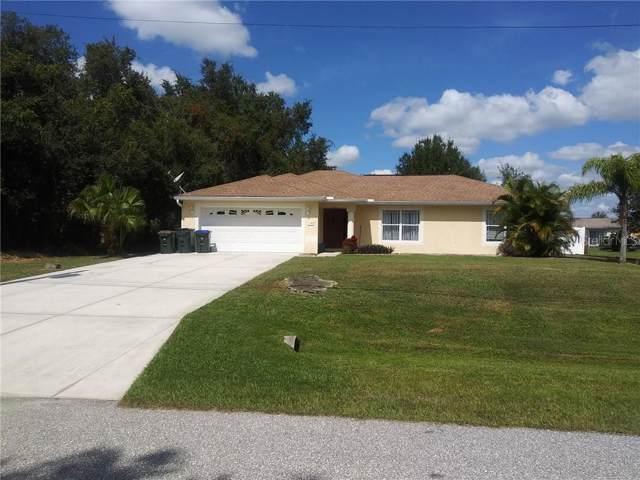 1189 Nackman Road, North Port, FL 34288 (MLS #D6108753) :: Team Bohannon Keller Williams, Tampa Properties