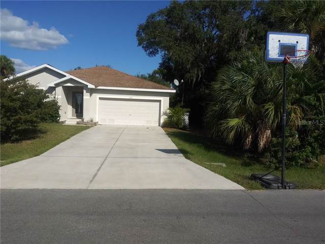 125 Sesame Road W, Rotonda West, FL 33947 (MLS #D6108764) :: Premium Properties Real Estate Services