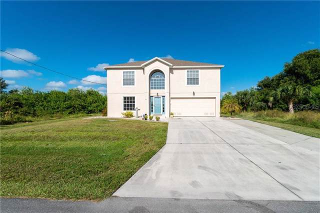 9387 Melody Circle, Port Charlotte, FL 33981 (MLS #D6108814) :: The Duncan Duo Team
