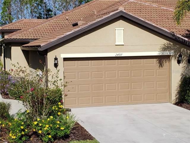 2497 Daisy Drive, North Port, FL 34289 (MLS #D6108832) :: Florida Real Estate Sellers at Keller Williams Realty