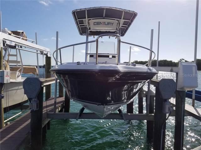 6020 Boca Grande Causeway 34 Boat Slip, Boca Grande, FL 33921 (MLS #D6108875) :: Baird Realty Group