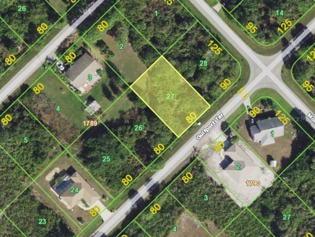 5331 Gulfport Terrace, Port Charlotte, FL 33981 (MLS #D6108895) :: The BRC Group, LLC