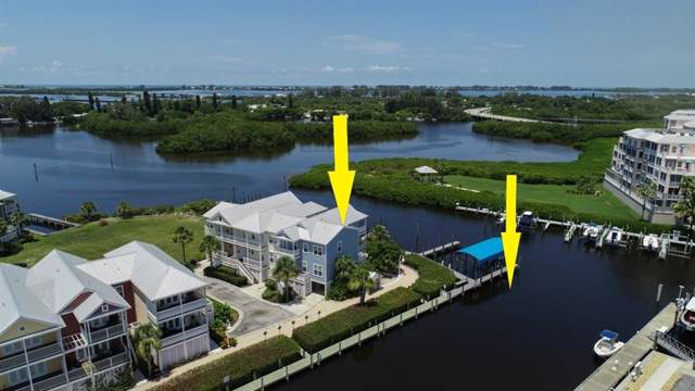 11689 Anglers Club & Dock 12 Drive #129, Placida, FL 33946 (MLS #D6108927) :: The BRC Group, LLC