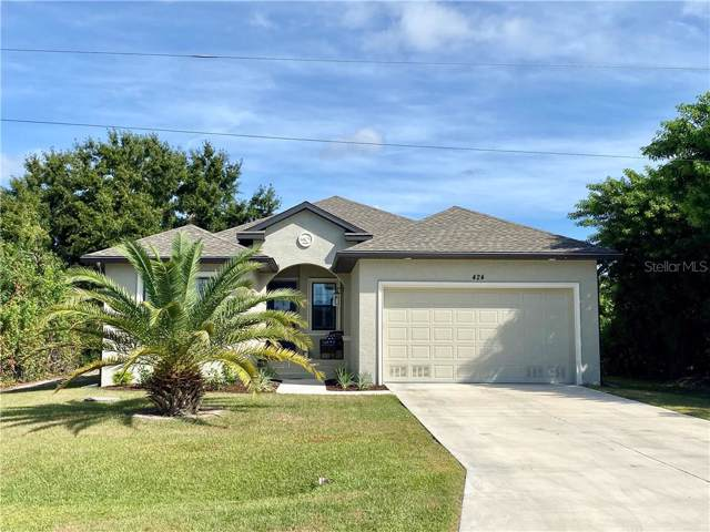 424 Albatross Road, Rotonda West, FL 33947 (MLS #D6108938) :: Cartwright Realty