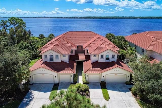 4620 Club Drive F102, Port Charlotte, FL 33953 (MLS #D6108941) :: Delgado Home Team at Keller Williams