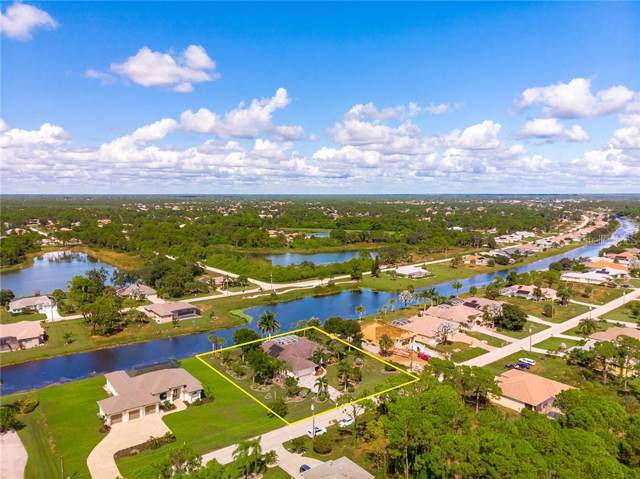 1122 Boundary Boulevard, Rotonda West, FL 33947 (MLS #D6108950) :: Rabell Realty Group