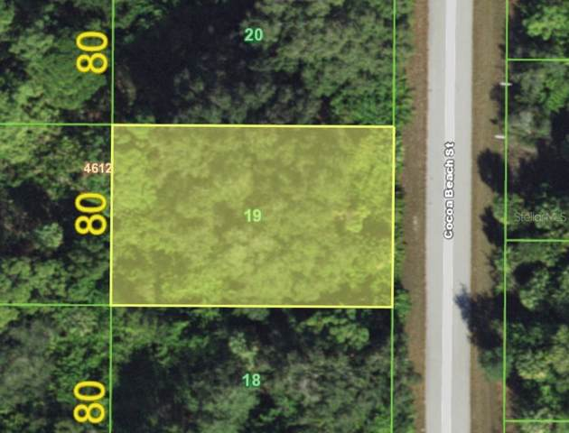 10225 Cocoa Beach Street, Port Charlotte, FL 33981 (MLS #D6108973) :: The BRC Group, LLC