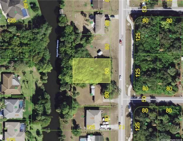 1505 Harbor Boulevard, Port Charlotte, FL 33952 (MLS #D6108995) :: Keller Williams Realty Peace River Partners