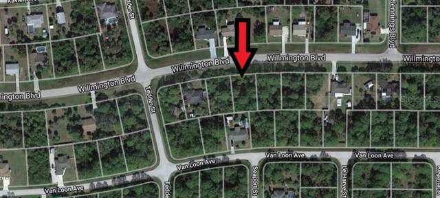 11481 Willmington Boulevard, Port Charlotte, FL 33981 (MLS #D6109001) :: Cartwright Realty