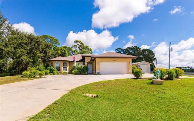 2472 Ecker Terrace, North Port, FL 34288 (MLS #D6109006) :: 54 Realty