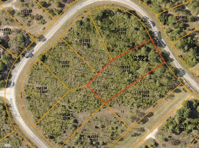 LOT 13 BLOCK 2322 Joewood Circle, North Port, FL 34288 (MLS #D6109029) :: GO Realty