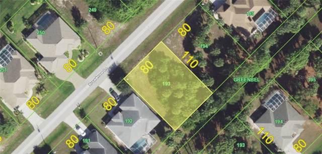 239 Broadmoor Lane, Rotonda West, FL 33947 (MLS #D6109073) :: The BRC Group, LLC