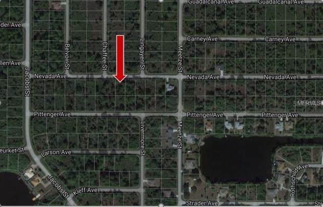 14057 Nevada Avenue, Port Charlotte, FL 33953 (MLS #D6109075) :: Team Bohannon Keller Williams, Tampa Properties