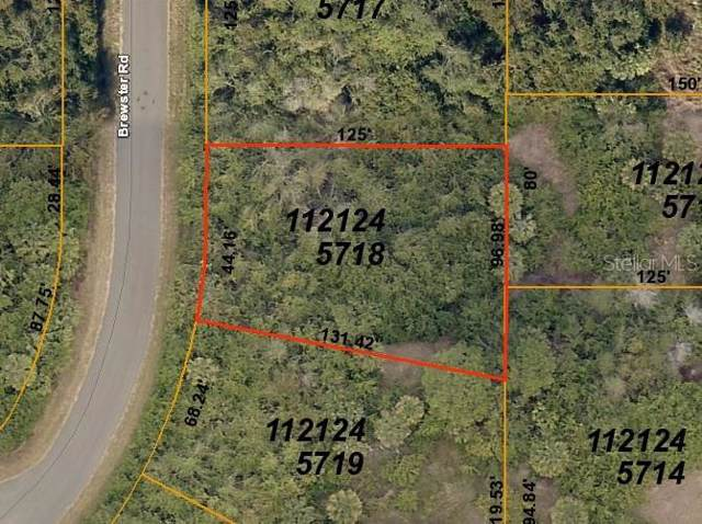 Brewster Road, North Port, FL 34288 (MLS #D6109103) :: CENTURY 21 OneBlue