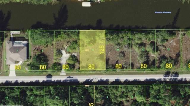 15800 Aldama Circle, Port Charlotte, FL 33981 (MLS #D6109119) :: Keller Williams Realty Peace River Partners