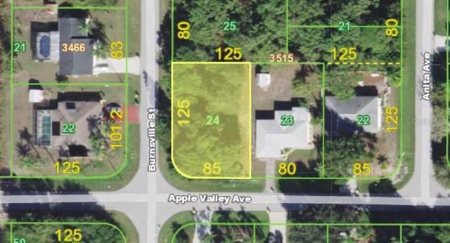 7080 Burnsville Street, Englewood, FL 34224 (MLS #D6109167) :: The Robertson Real Estate Group