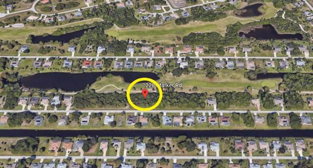228 Marker Road, Rotonda West, FL 33947 (MLS #D6109230) :: The BRC Group, LLC