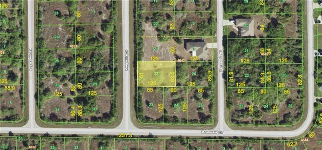 10480 Kingsville Drive, Port Charlotte, FL 33981 (MLS #D6109233) :: Medway Realty