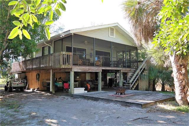 8416 Little Gasparilla Island, Placida, FL 33946 (MLS #D6109237) :: The Robertson Real Estate Group