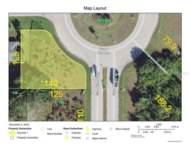3588 Cape Haze Drive, Rotonda West, FL 33947 (MLS #D6109313) :: The BRC Group, LLC